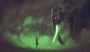 Una Breve Storia che Vale la Pena Leggere: L'Elefante e la Corda
