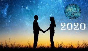 Come Cambierà la Tua Vita Amorosa nel 2020, Secondo il Tuo Segno Zodiacale