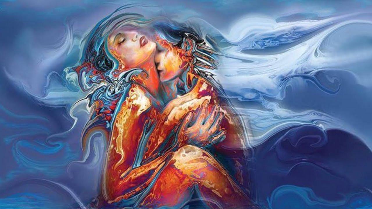 La connessione energetica dell'anima
