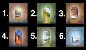 Scegli una Porta e Vedi Cosa Rivela della Tua Personalità
