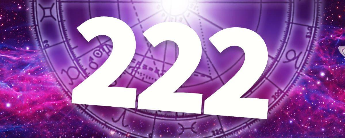 Vedi numeri ricorrenti come 1111, 222 o 333.
