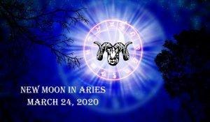 Come la Luna Nuova in Ariete il 24 Marzo 2020 Influenzerà il Tuo Segno Zodiacale