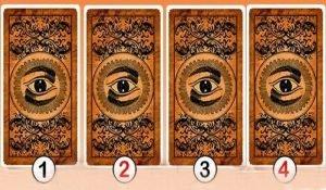 Scegli una di Queste Quattro Carte e Scopri il Messaggio che Oracle ha per Te
