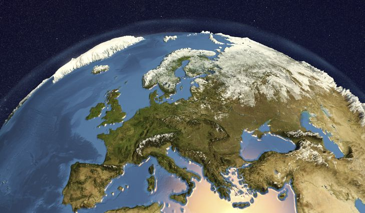 Considerato in Europa occidentale