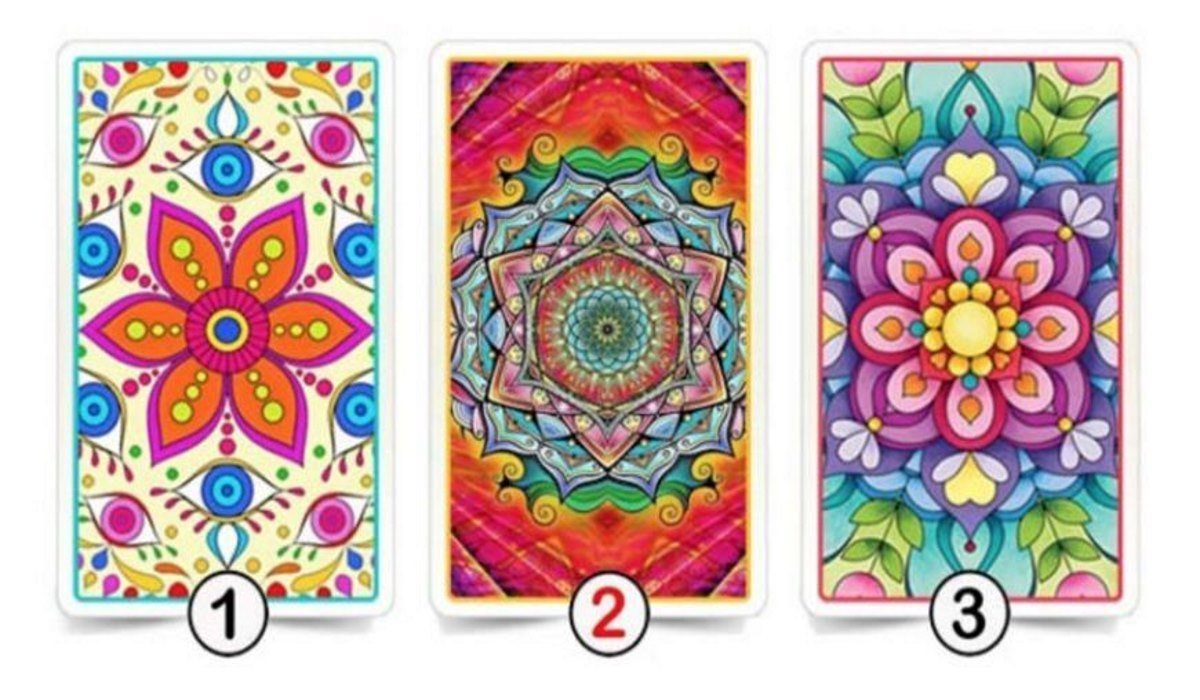 Scegli Una delle Carte Mandala per Scoprire Aspetti Sorprendenti della Tua Vita