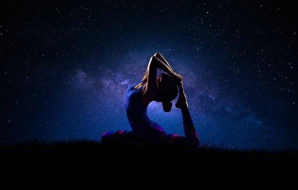 Credi in te stesso e nell'universo.