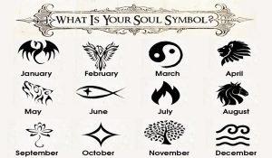Qual è il Tuo Simbolo dell'Anima, Secondo il Tuo Mese di Nascita