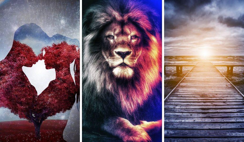 Scegli Una delle Immagini e Ricevi un Messaggio Potente per la Tua Vita!